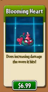 Blooming Heart in shop
