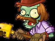 Excavator Zombie cardface