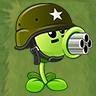 Gatling Pea (PvZ: AS)