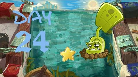 PvZ All Stars - Great Wall of China Day 24