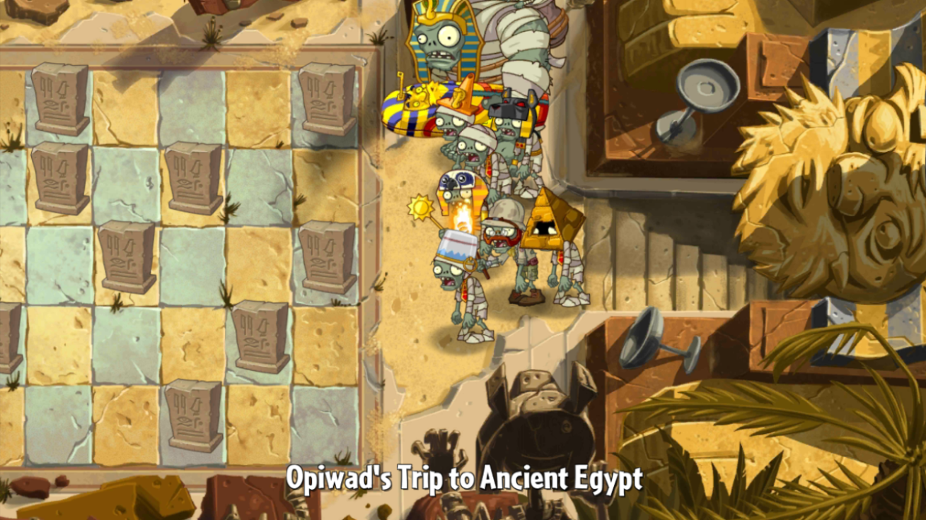 Ancient Egypt - Day 29