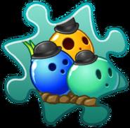 Bowling Bulb Costume Puzzle Piece