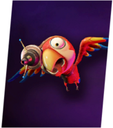 CharacterSelect Zombie ParrotDrone