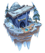 PVZ2 ICE map1