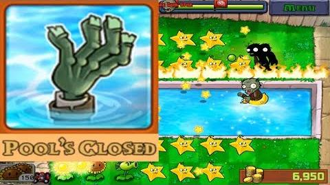 Plants vs. Zombies - Achievement - Pool's Closed (Android Gameplay HD) Ep