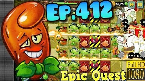 Plants vs. Zombies 2 - HOT DATE - Epic Quest Premium Seeds (Ep
