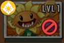 Primal Sunflower can't be used