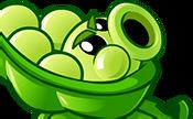Arma-mint Peashooter Seed Packet Image
