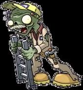 Farm zombie ladder