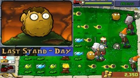Plants vs. Zombies - Puzzle - Last Stand - Day (Android Gameplay HD) Ep