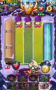 Triplet Poison Mushtooms