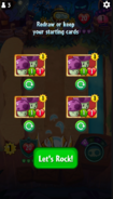 When the game somehow gives you four Shroom for Twos
