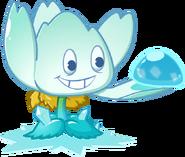 Ice Lotus Costume HD