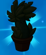 Potted Powerhouse silhouette