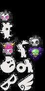 Zombie Threats Textures