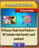 Season Rewind Pinata Dazey Chain