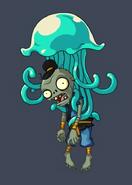 JellyfishZombieBackground