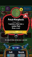 Petal-Morphosis PvZH 1.4.14