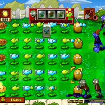 Plants Vs Zombies Slot Machine