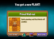 You got Primal nut