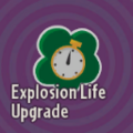 Explosion Life Upgrade