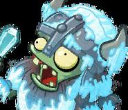 Frozen Viking Card Face