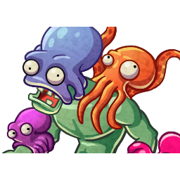 Octo Zombie (PvZH)