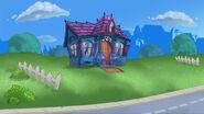 PvZ House Haunted 03