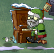 Feastivus Pianist Zombie lose arm
