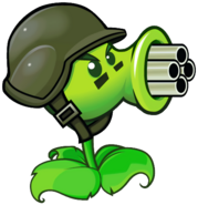Gatling Pea Fixed