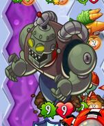 The Ultimate And Beastly Legendary Giant Zombot 1000 Is Here To Destroy Everything!