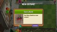 New Costume for Cherry Bomb