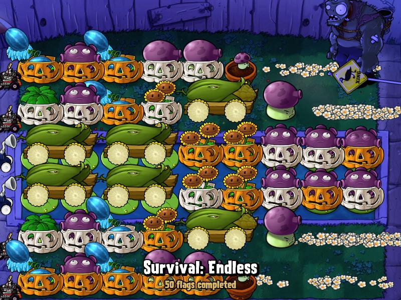 Survival: Fog (Endless)
