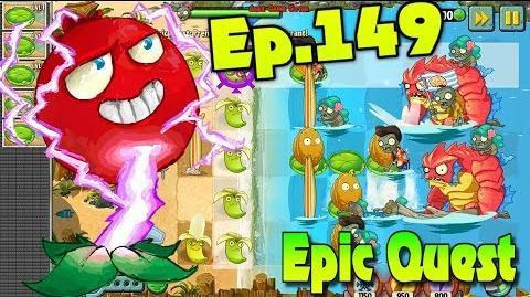 Plants vs. Zombies 2 - ELECTRIC CURRANT! - Epic Quest Premium Seeds Premium Plant Quest (Ep
