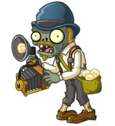 HD Photographer Zombie