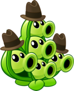 Pea Pod(Halloween)