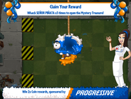 Progressive Zombie Piñata Second Degrade