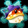 Toadstool Costume Puzzle Piece