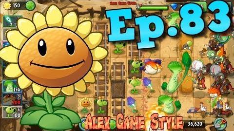 Plants vs. Zombies 2 (China) - Level UP (Dandelion, Rose Swordsman) - Wild West Day 23 (Ep