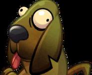 Zombie's Best Friend card face