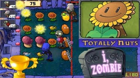 Plants vs. Zombies - Puzzle I, Zombie Totally Nuts (Android Gameplay HD) Ep