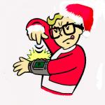 ChristmasVaultBoy