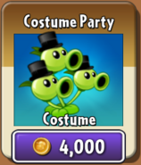 Costume Party Threepeater