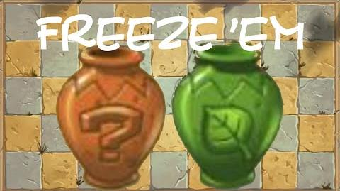 Egyptian Challenge Freeze 'Em