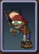 Flag Pirate Zombie Icon2