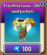 Frostbite Caves Piñata Store New