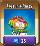Costume Party Gumnut