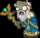 Healer Zombie Almanac Icon Texture