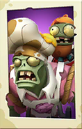 King of the Grill PvZ3 portrait