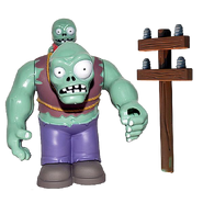 Plants-vs-zombies-figure-toy-abs-plastic